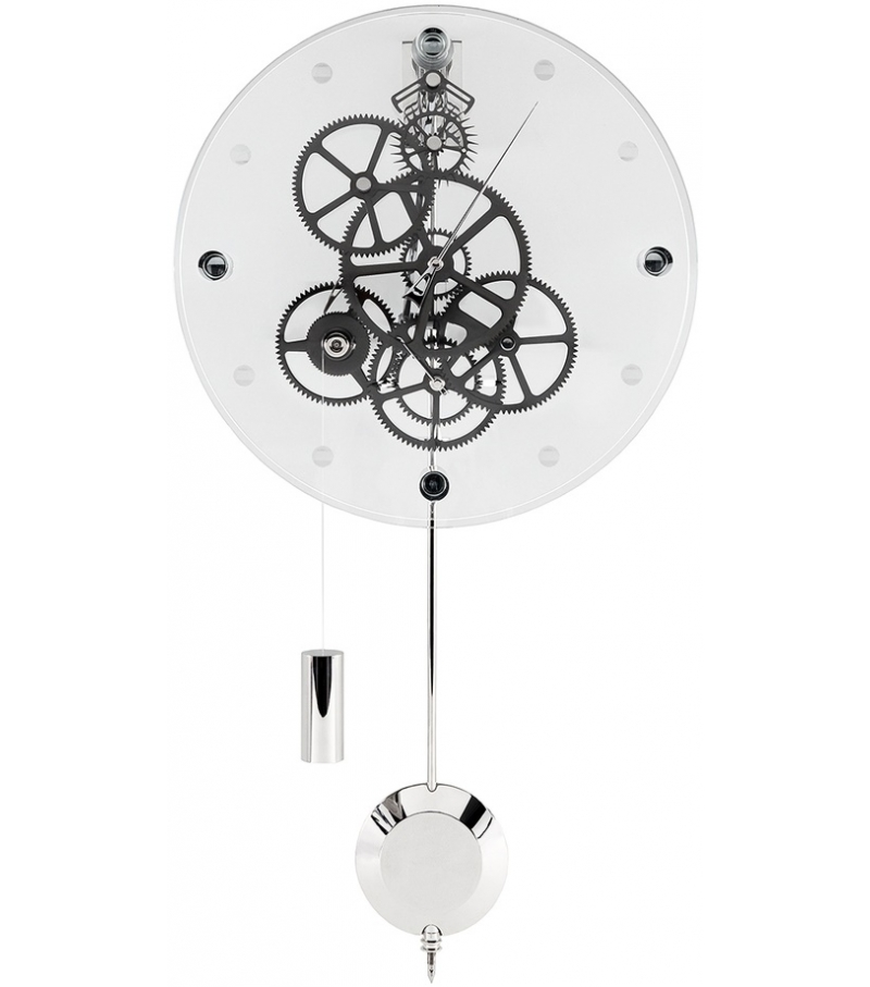 Allegro Teckell Horloge Murale