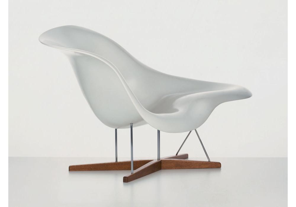 Chaise longue vitra la chaise milia shop for Poltrone vitra