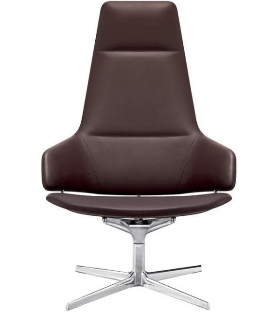 Aston Lounge Arper Poltrona