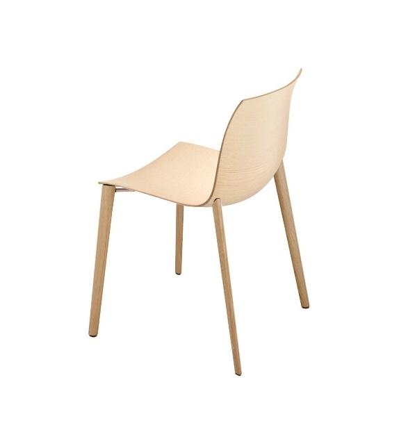 Catifa 46 Arper Wooden Chair