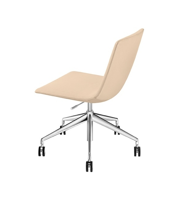 Catifa Sensit Conference Arper Chaise Ave Roulettes