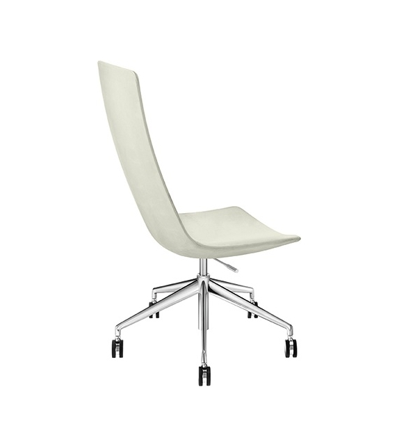 Catifa Sensit Office Arper Chaise Ave Roulettes