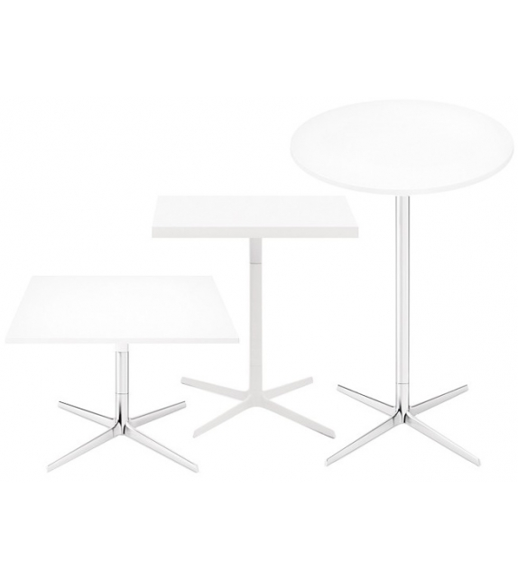 Fred Arper Table With MDF Top