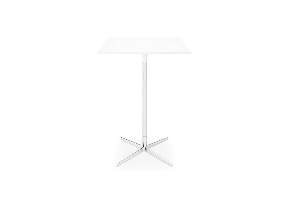 weisser tisch mit dunkler platte gallery of tisch oval loretta weiss eiche with weisser tisch. Black Bedroom Furniture Sets. Home Design Ideas