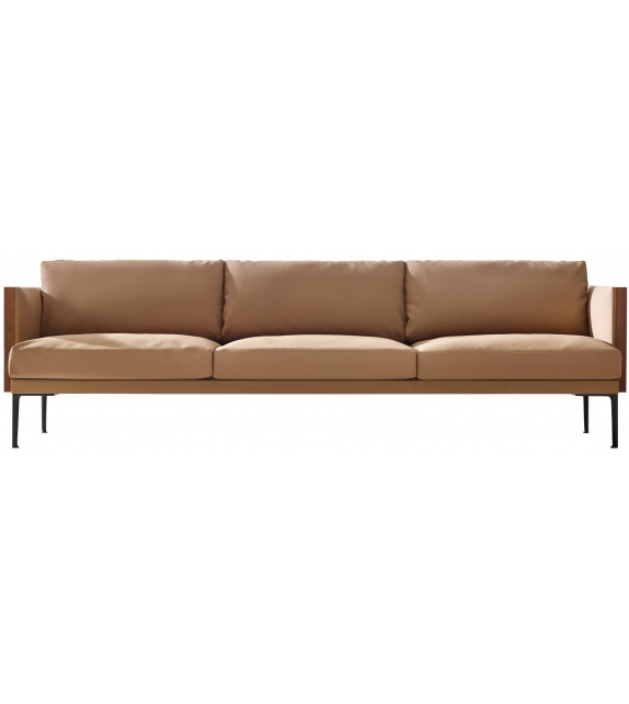 Steeve Arper Sofa With Wooden Shell