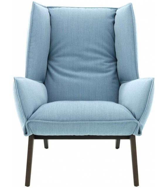 Toa ligne roset armchair milia shop - Chaise rocher ligne roset ...