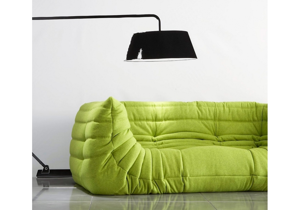 togo ligne roset zweiersofa large milia shop. Black Bedroom Furniture Sets. Home Design Ideas