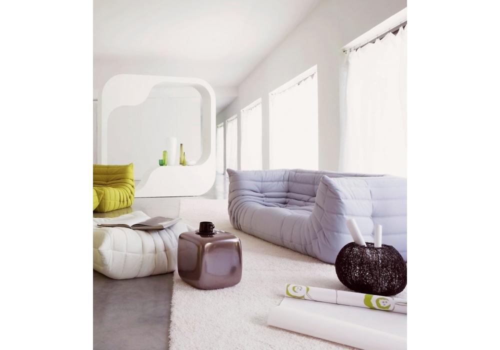 togo ligne roset canap 2 places large milia shop. Black Bedroom Furniture Sets. Home Design Ideas