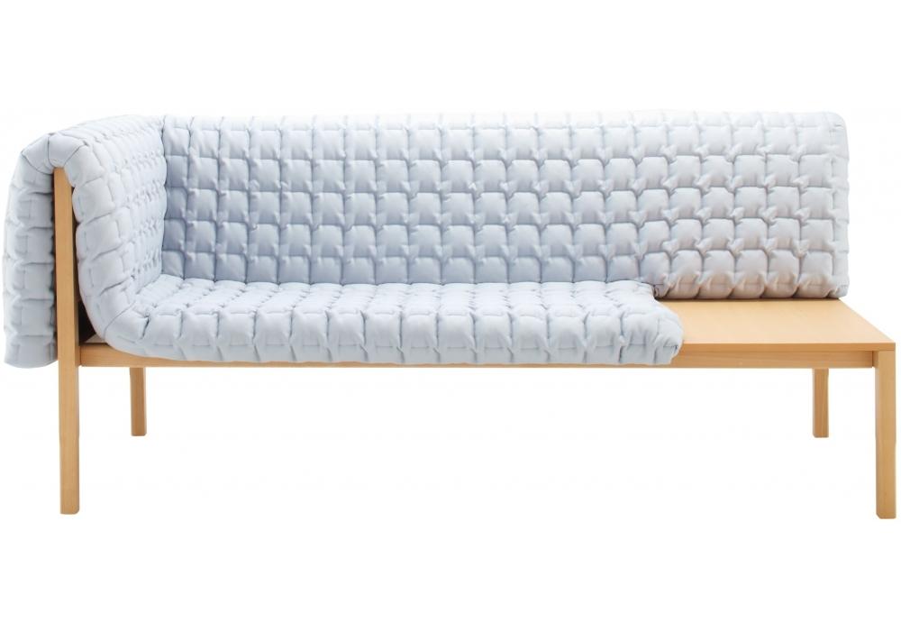 ruch ligne roset meridienne con tavolino milia shop. Black Bedroom Furniture Sets. Home Design Ideas