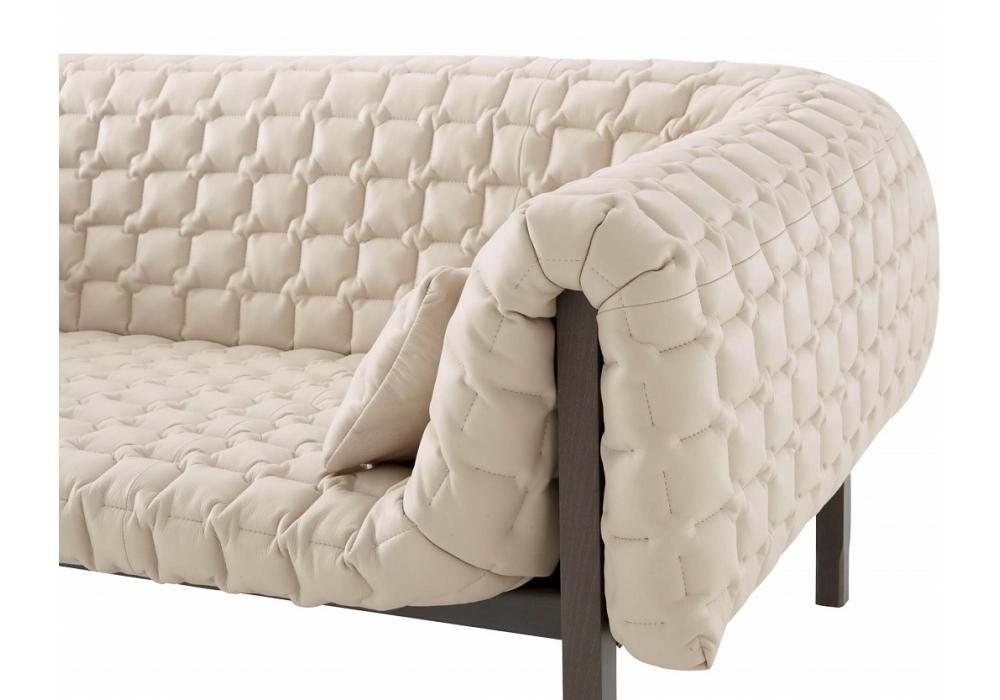 ruch ligne roset sofa with low backrest milia shop. Black Bedroom Furniture Sets. Home Design Ideas