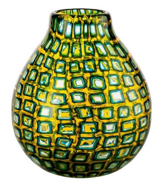 Murrine Romane 520.20 Venini Vase