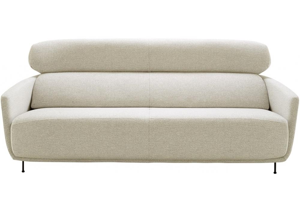 okura ligne roset divano 3 posti con schienale alto. Black Bedroom Furniture Sets. Home Design Ideas
