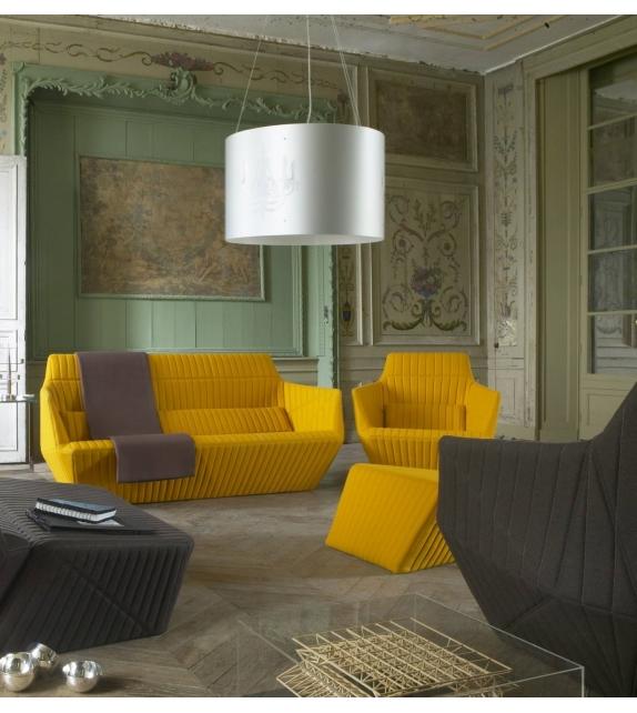 facett ligne roset divano milia shop. Black Bedroom Furniture Sets. Home Design Ideas