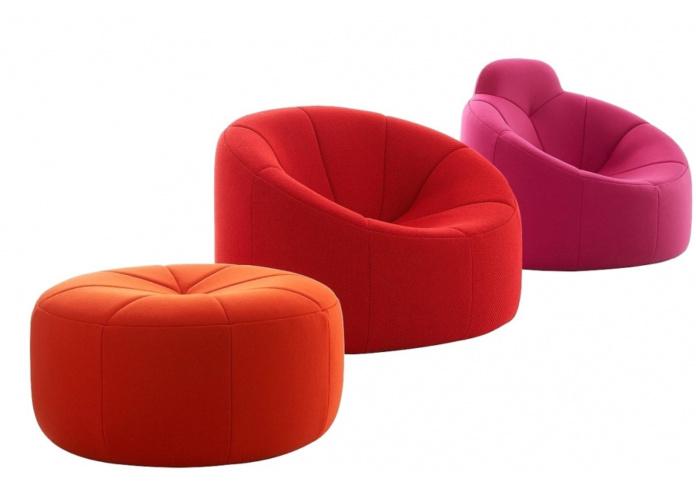 pumpkin ligne roset fauteuil milia shop. Black Bedroom Furniture Sets. Home Design Ideas