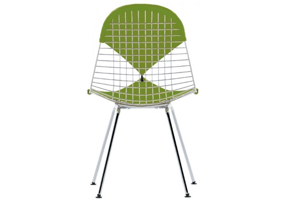 Wire chair dkx 2 chaise milia shop for Chaise haute vitra