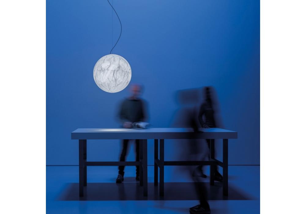 Moon Pendelleuchte Davide Groppi - Milia Shop