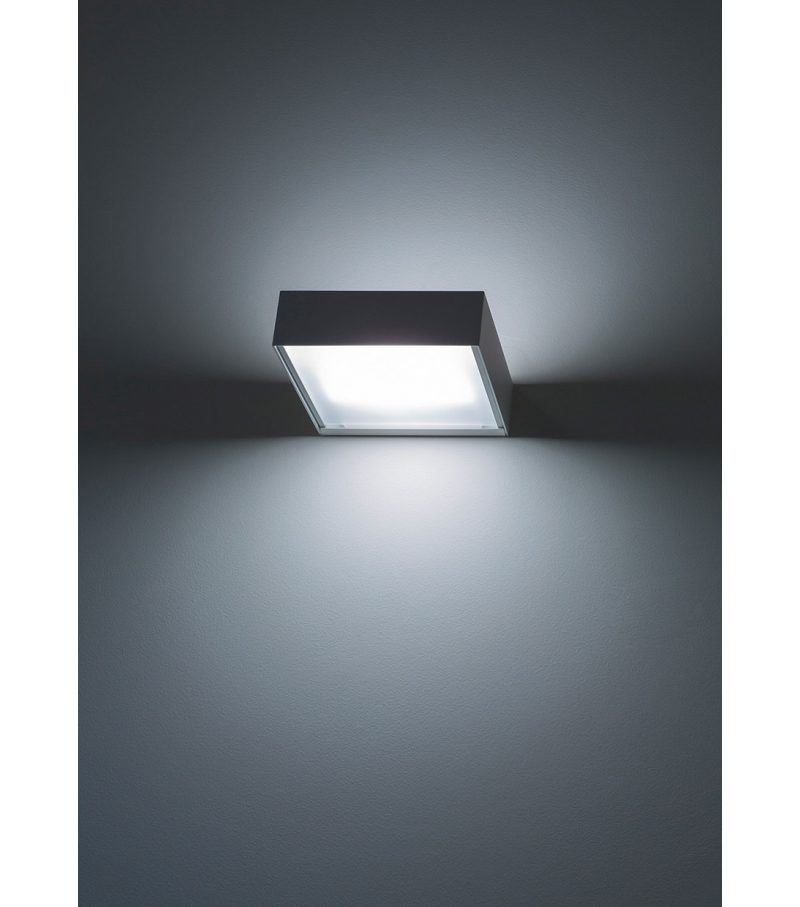 Toast Led Wandleuchte Davide Groppi Milia Shop