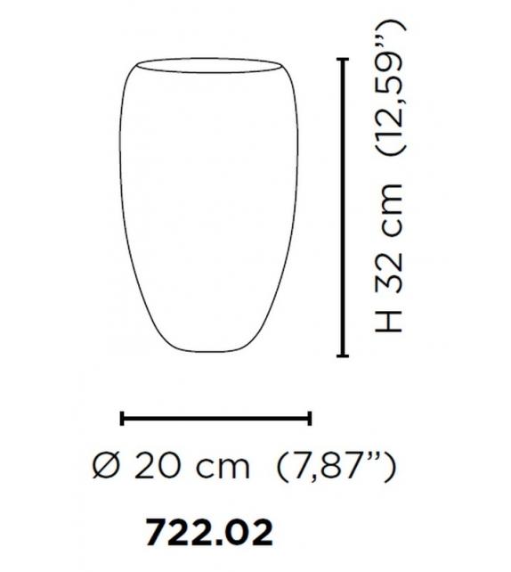 Incisi 722.02 Venini Vase