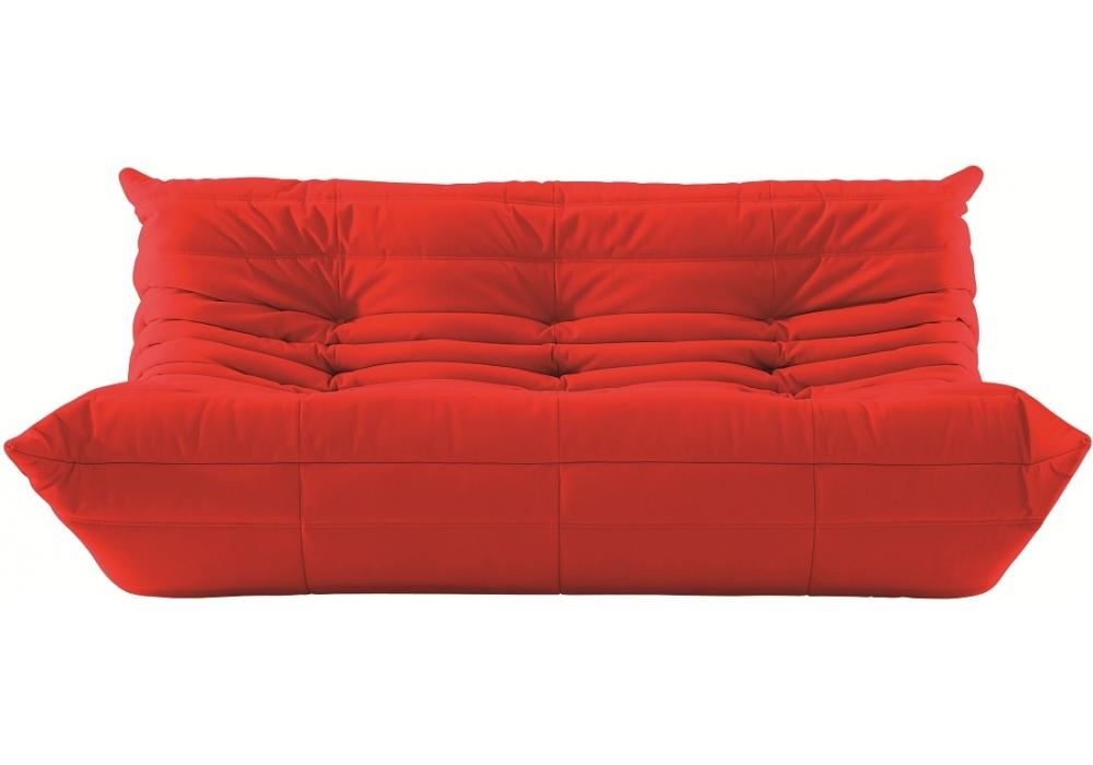 Togo ligne roset divano senza braccioli milia shop for Divano senza braccioli