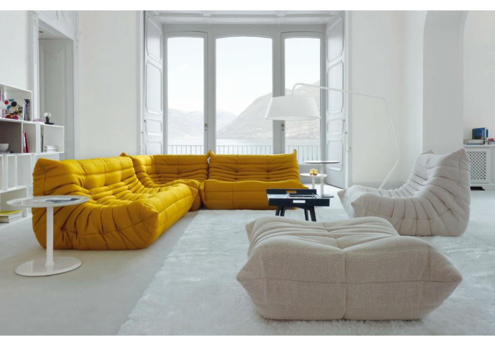 togo ligne roset divano senza braccioli milia shop