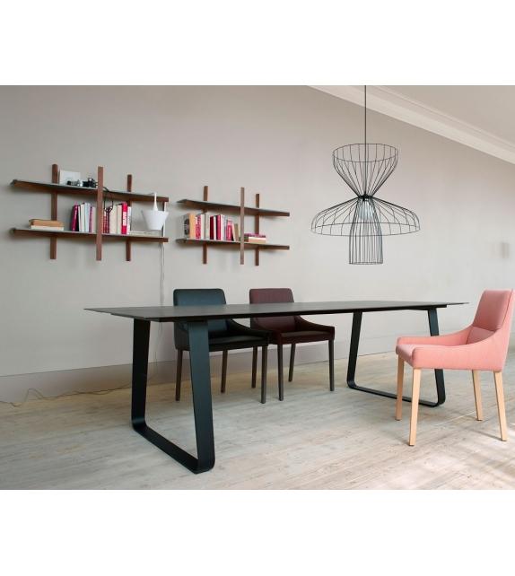 vilna ligne roset tavolo milia shop. Black Bedroom Furniture Sets. Home Design Ideas
