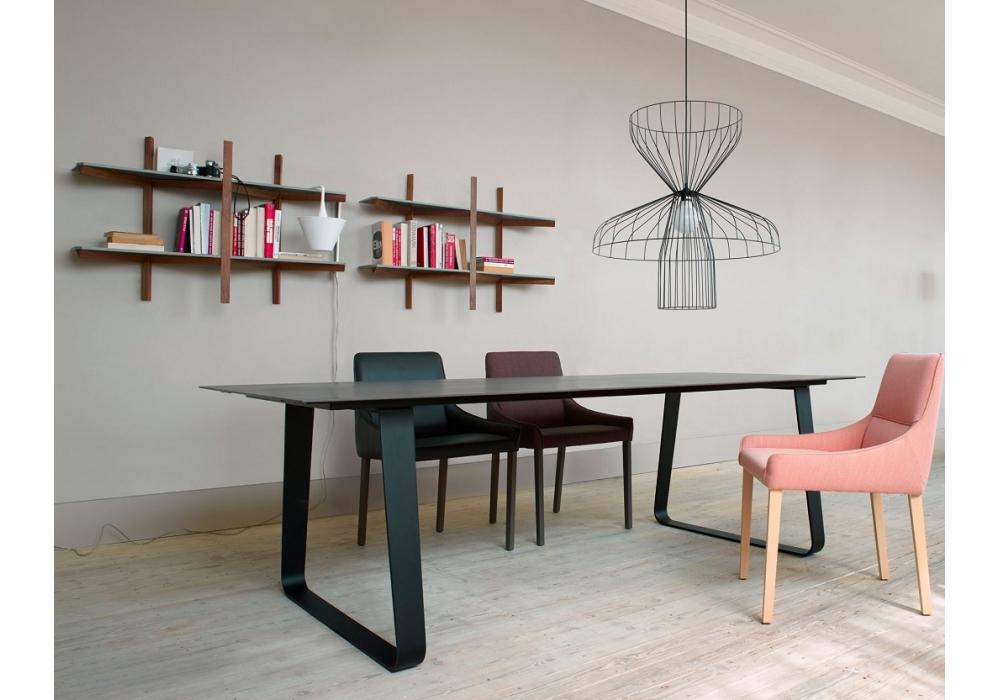 vilna ligne roset tisch milia shop. Black Bedroom Furniture Sets. Home Design Ideas
