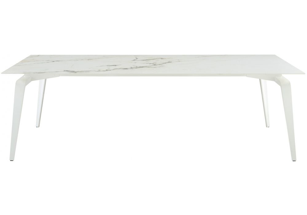 odessa ligne roset table avec plateau en gr s c ramique. Black Bedroom Furniture Sets. Home Design Ideas