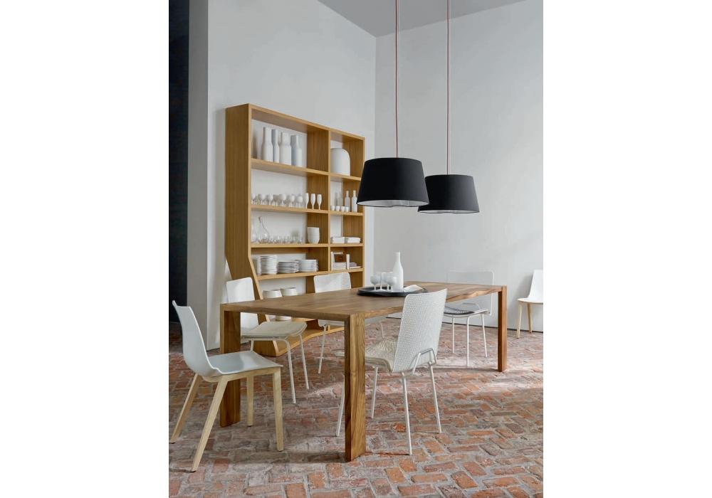 ligne roset esstisch affordable esstisch gestell lack. Black Bedroom Furniture Sets. Home Design Ideas