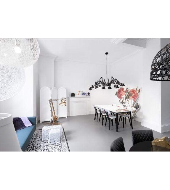 dear ingo lampada a sospensione moooi milia shop. Black Bedroom Furniture Sets. Home Design Ideas