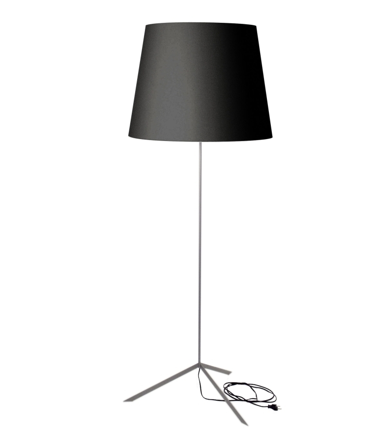 double shade floor lamp moooi milia shop. Black Bedroom Furniture Sets. Home Design Ideas