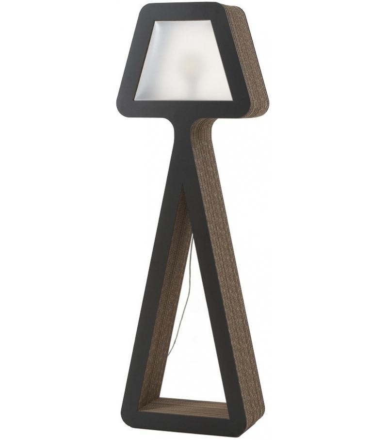 Kubedesign: Biancaneve Floor Lamp