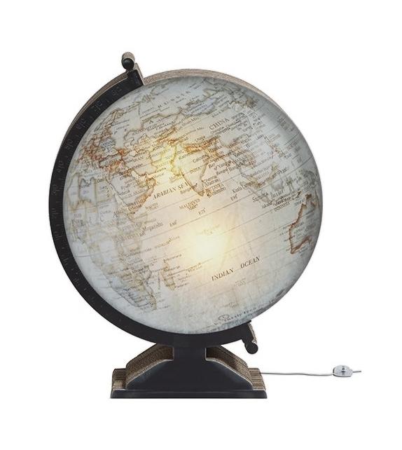 Mondo Kubedesign Lampada da Terra