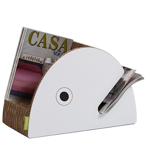 Fuor d'Acqua Kubedesign Magazine Rack