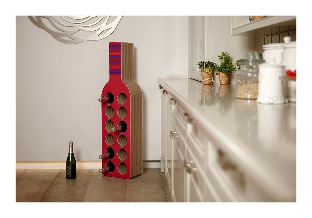 mini bodega kubedesign casier bouteilles milia shop. Black Bedroom Furniture Sets. Home Design Ideas