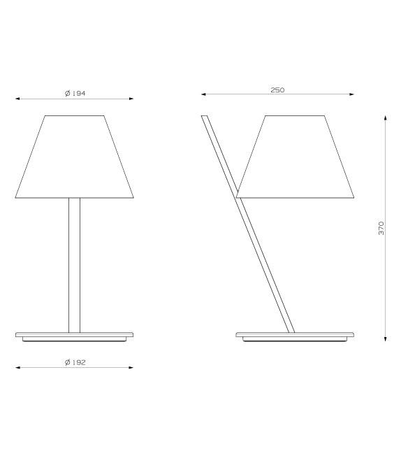 La Petite Artemide Table Lamp