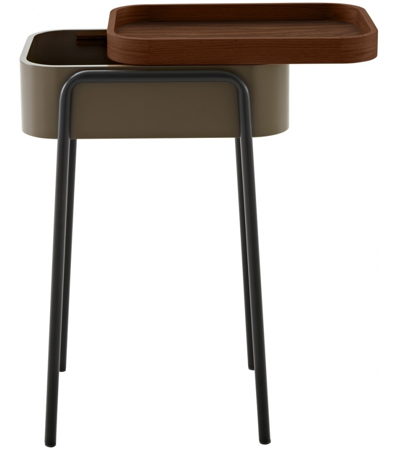 couliss ligne roset side table milia shop. Black Bedroom Furniture Sets. Home Design Ideas