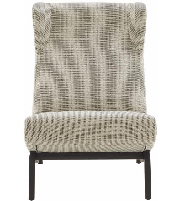 archi ligne roset sessel mit metallgestell milia shop. Black Bedroom Furniture Sets. Home Design Ideas