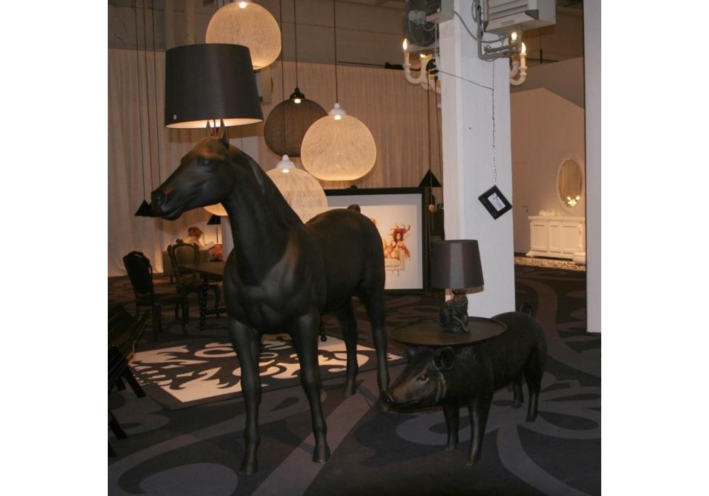Horse lamp floor lamp moooi milia shop horse lamp mozeypictures Gallery