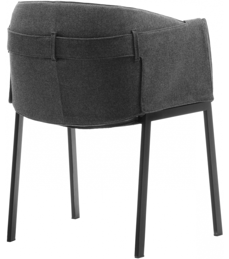 Polo grace living divani armchair milia shop for Chaise longue divani e divani