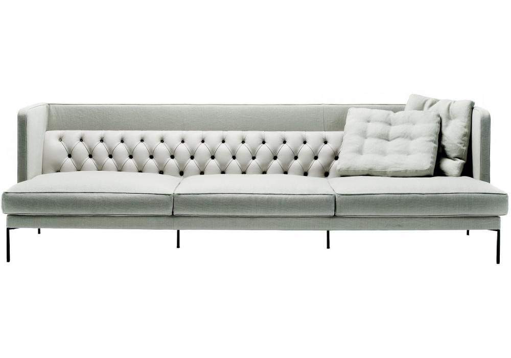 lipp living divani sofa milia shop. Black Bedroom Furniture Sets. Home Design Ideas