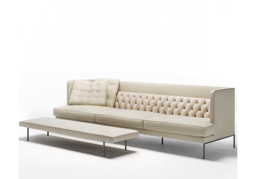 Lipp living divani sofa milia shop for Shop divani