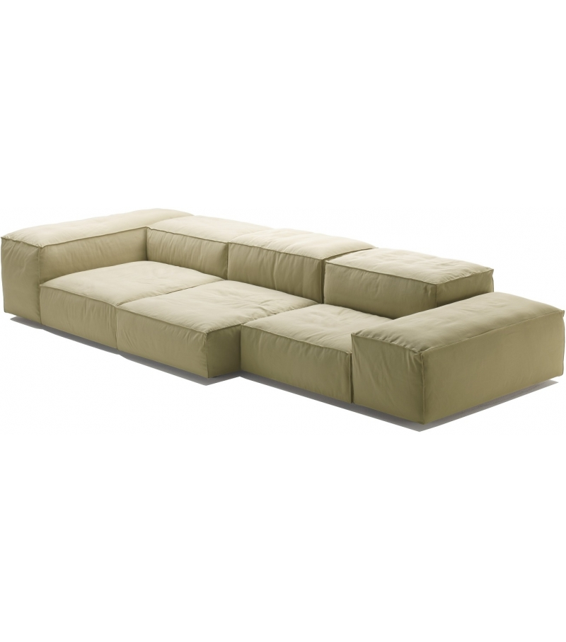 Extrasoft Living Divani Modular Sofa