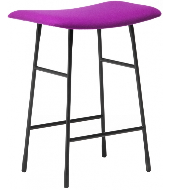 Hinge Living Divani Stool