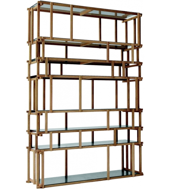 Off Cut Living Divani Bookcase