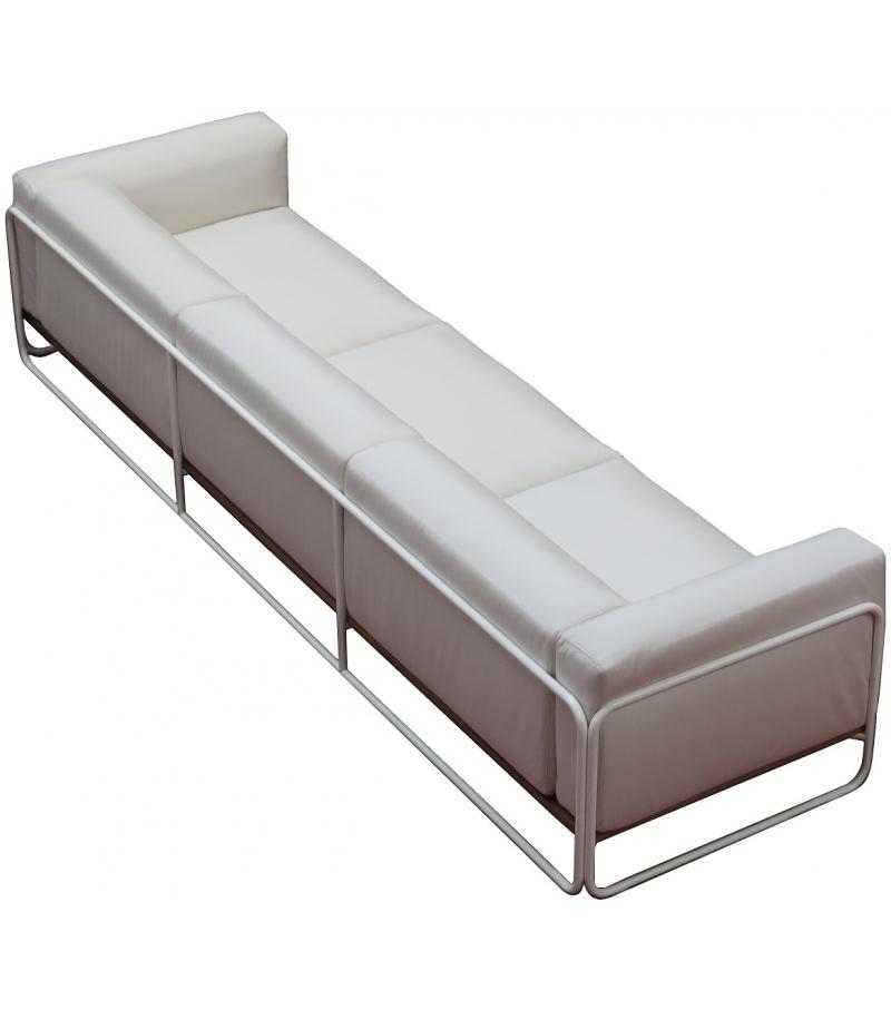 filo outdoor living divani sofa milia shop. Black Bedroom Furniture Sets. Home Design Ideas