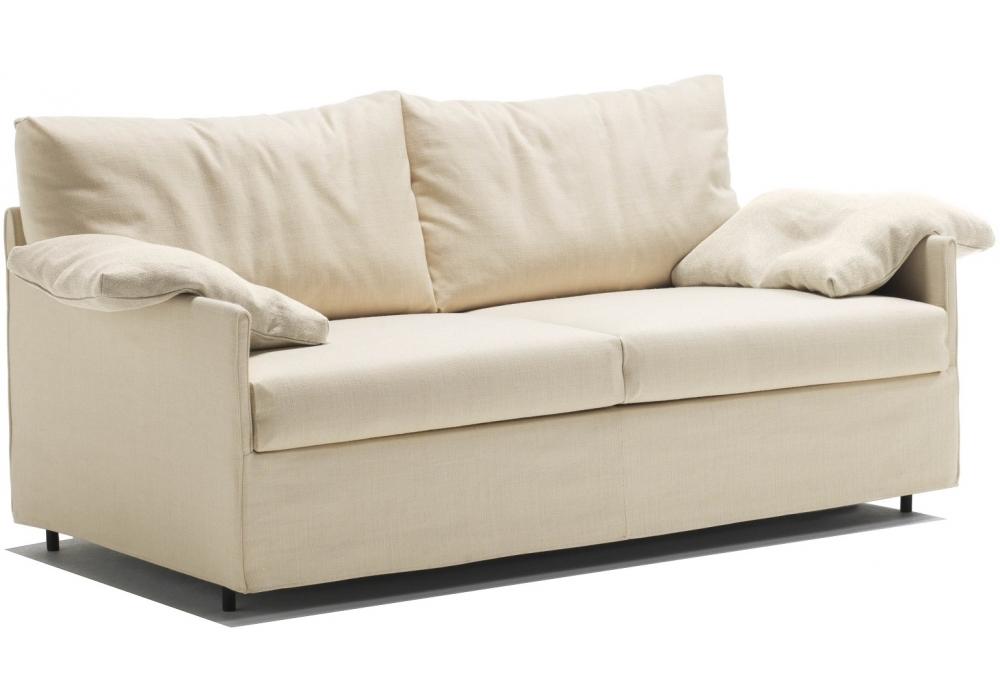 chemise sofa bed living divani sofa bett milia shop. Black Bedroom Furniture Sets. Home Design Ideas