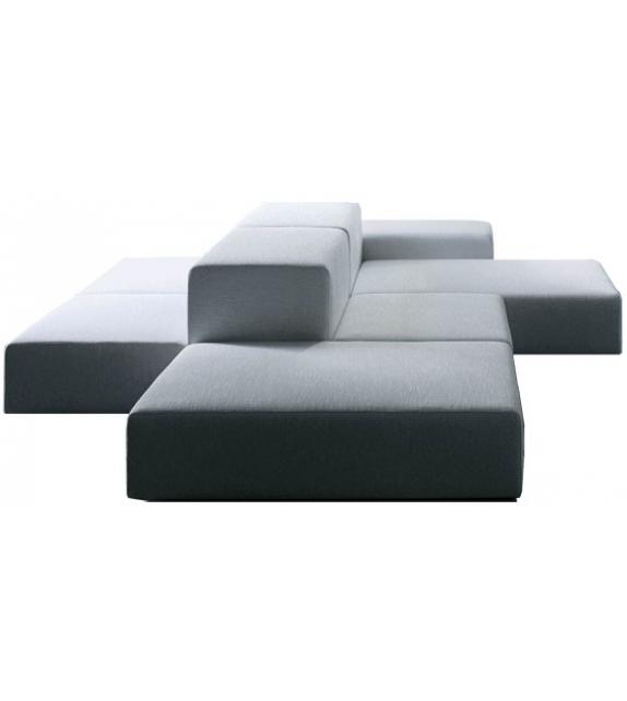 extra wall living divani modular sofa milia shop. Black Bedroom Furniture Sets. Home Design Ideas