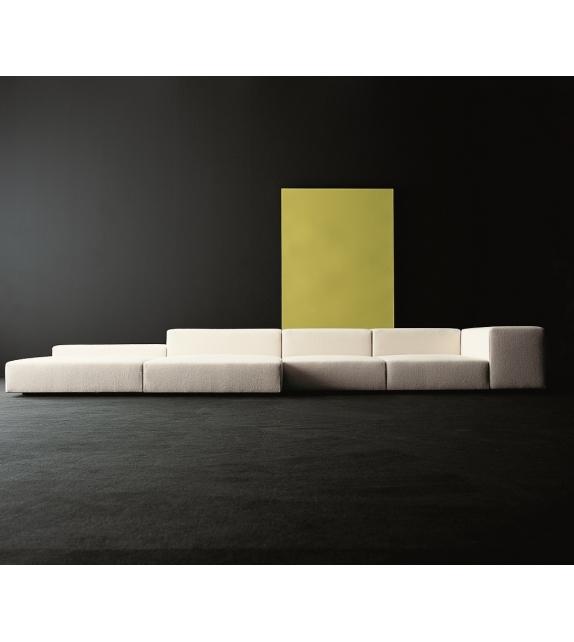 Living Divani Extra Wall Bed.Extra Wall Living Divani Modular Sofa Milia Shop
