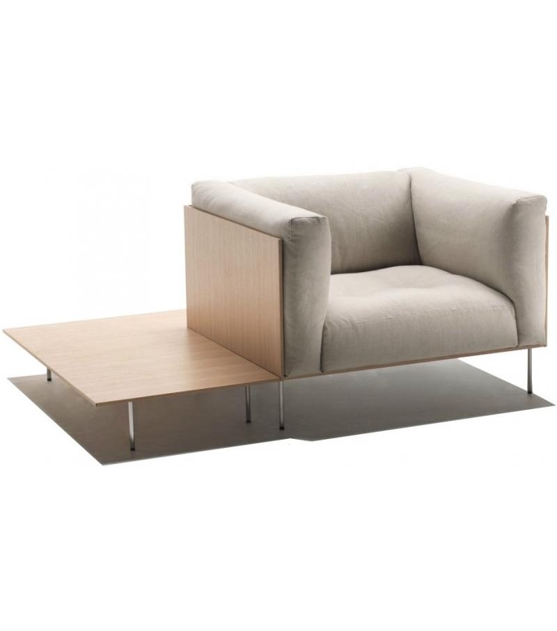 Rodwood Living Divani Armchair - Milia Shop