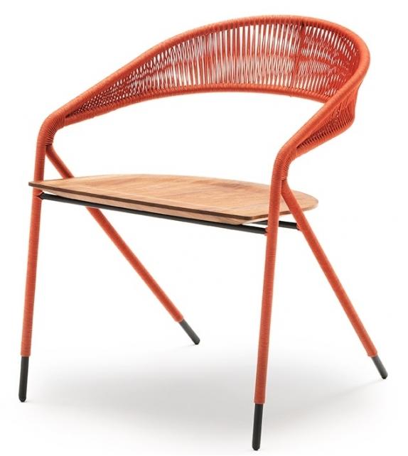 george 39 s living divani petit fauteuil en corde milia shop. Black Bedroom Furniture Sets. Home Design Ideas